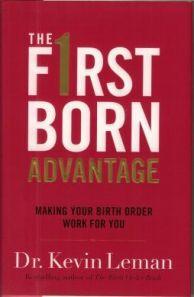 the first born advantage